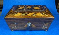 William IV Sarcophagus Jewellery Box (10 of 16)
