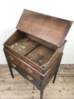 18th Century Oak Clerks Desk (8 of 12)