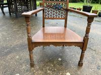 Low Elbow Moorish Style Chair (3 of 4)