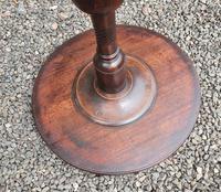 George III Mahogany Kettle Stand (8 of 8)