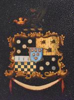 Late Georgian Heraldic Crest (2 of 6)