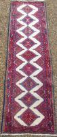Neat Antique Sarab Runner Carpet (7 of 8)