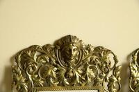 Pair of Brass Wall Mirrors (3 of 10)