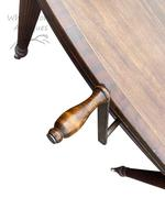 Exceptional Antique Mahogany Inlaid Maple & Co Extending Dining Table Conference (4 of 12)