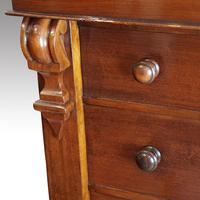 Victorian Mahogany  6 Drawer Wellington Chest (3 of 8)