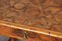 Rare 17th Century Olive Wood Oyster Side Table (2 of 14)