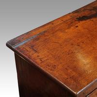 George III Oak Pot Board Dresser Base (8 of 13)