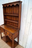 Reproduction Oak Dresser (8 of 9)