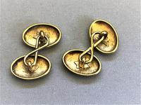 Splendid Pair of Victorian 18ct Gold Cufflinks (3 of 5)