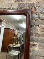 1920s Mahogany Mirror (3 of 3)