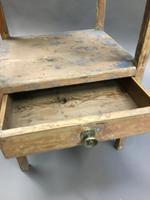 George III Pine Side Table (5 of 13)