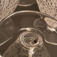 Five Art Deco Baccarat Etched Fine Crystal Glasses (3 of 3)