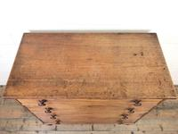 Antique Mahogany Chest of Drawers (7 of 8)