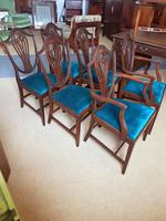 Edwardian Set of 6 Dining Chairs (3 of 4)