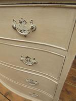 Small Gustavian Style Painted Chest of Drawers (7 of 10)