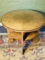 Heals Art Deco Coffee Table