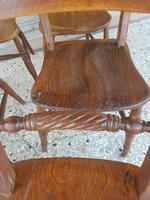 Antique Kitchen Chairs (5 of 6)