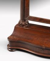 Attractive & Original 19th Century Toilet Mirror (4 of 6)