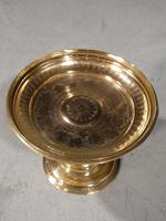 Early 19th Century Turned Brass Tazza (4 of 5)