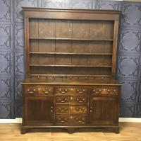 Georgian Period Oak Welsh Dresser (8 of 25)