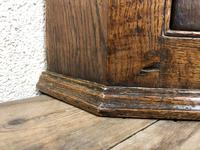 Antique Oak Corner Cupboard (6 of 10)