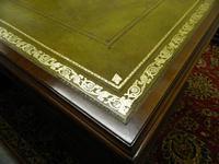 Mahogany Pedestal Desk (6 of 6)