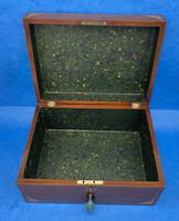 Edwardian Sheraton  Revival Mahogany Box (9 of 10)