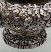 Antique George IV Sterling Silver Teapot London 1824 John Craddock & William Reid (8 of 11)
