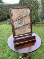 18th Century Cuban Mahogany Dressing Table Mirror (3 of 7)