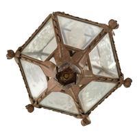 Hexagonal Lanterns (5 of 7)