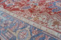 Old Heriz Carpet 335x214cm (2 of 9)
