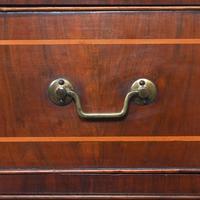 George III Inlaid Walnut Chest of Drawers (7 of 13)