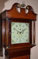Hancock of Chard Longcase Clock (5 of 7)