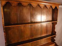 Good Georgian Oak Dresser (8 of 12)