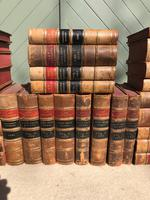 30 Antique Leather Bound Law Books 1910-1940 (3 of 7)
