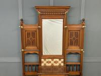 Large Victorian Walnut Hall Stand by James Shoolbred and Co. (7 of 17)