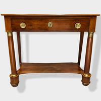 Early 19th Century French Empire Console Table (8 of 13)