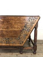 Early 20th Century Oak Gateleg Table (4 of 12)