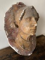19th Century Plaster Head (2 of 3)