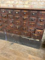 Chemist Bank of Drawers (2 of 5)