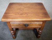 Light Oak Coffee / Side Table (5 of 8)
