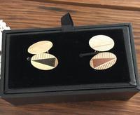 Pair of Art Deco 9ct Gold Cufflinks c.1934 (2 of 3)
