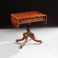 Fine Mahogany Sofa Table of Small Proportions William Trotter (3 of 15)