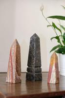 Set of Three Marble Needle Obelisks (3 of 4)