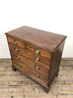 Antique George III Mahogany Chest of Drawers (8 of 12)