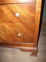 Four Drawer Mahogany Chest (3 of 3)
