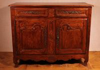 Louis XV Buffet in Cherrywood - 18th Century (6 of 11)