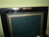 Fine Quality Inlaid Rosewood Writing Box c.1870 (10 of 11)
