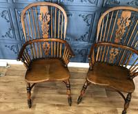 Pair of Windsor Chairs (13 of 14)