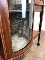 Antique Glazed Display Cabinet (6 of 14)